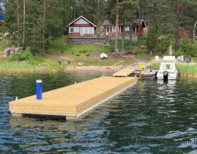 Top Marine laiturit www.topmarinelaiturit.fi info@topmarinelaiturit.fi +358 9 2316 1050